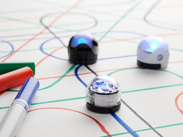 Ozobot: Roboter programmieren mit Filzstiften
